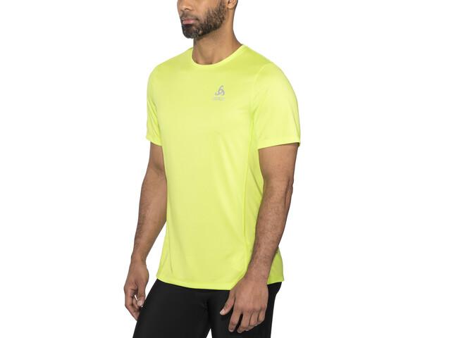 Odlo BL Element Light Special Koszulka z krótkim rękawem Mężczyźni, acid lime